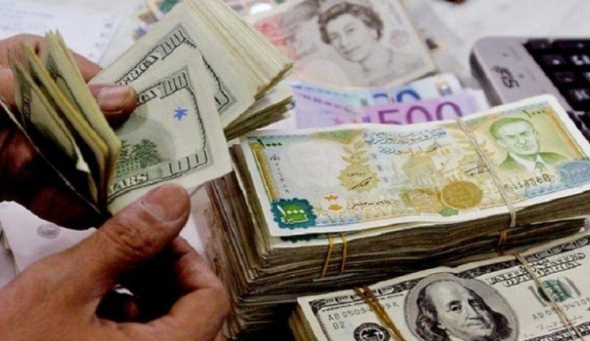 أسعار الصرف السورية