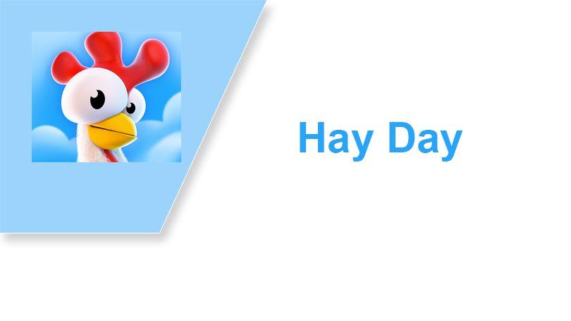 تحميل هاي داي مهكرة Hay Day 2020