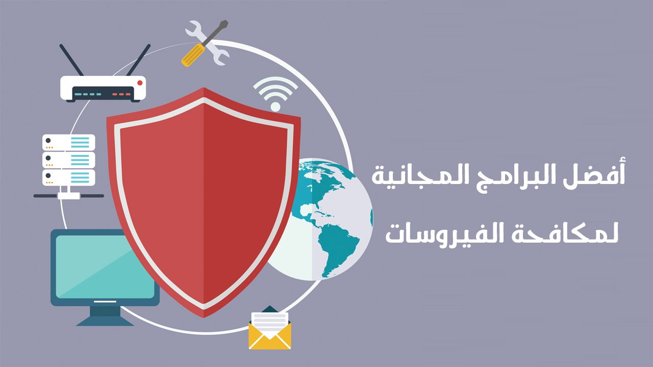 افضل برنامج حماية من الفيروسات للكمبيوتر 2020