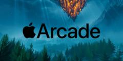 تطبيق apple arcade للايفون