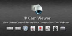 تطبيق كاميرات المراقبة للايفون