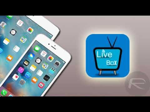 برنامج live net tv للايفون