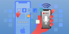 voice recorder HD للأيفون