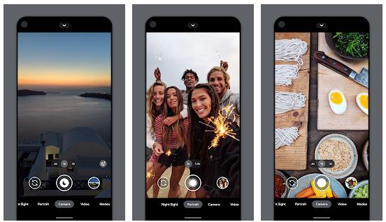 تحميل تطبيق جوجل كاميرا Google Camera للاندرويد 2021 الجديد